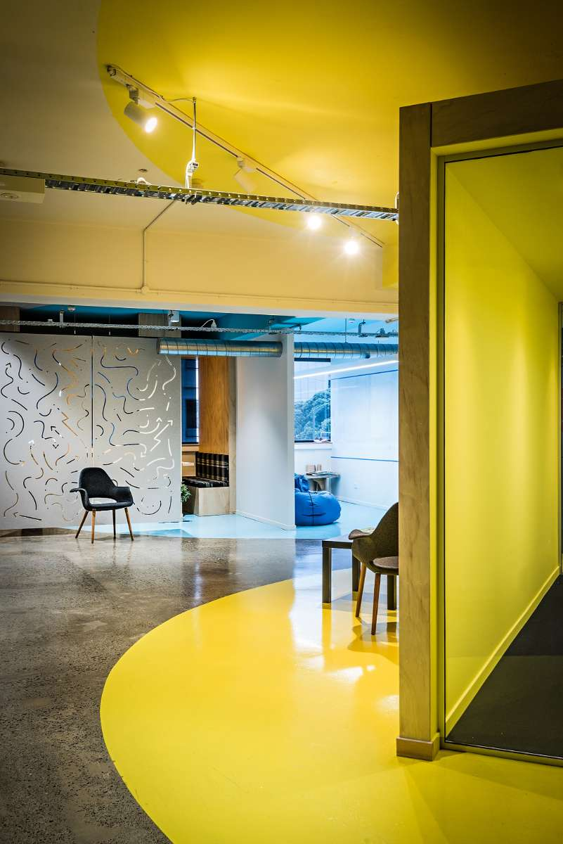 office fit out nz