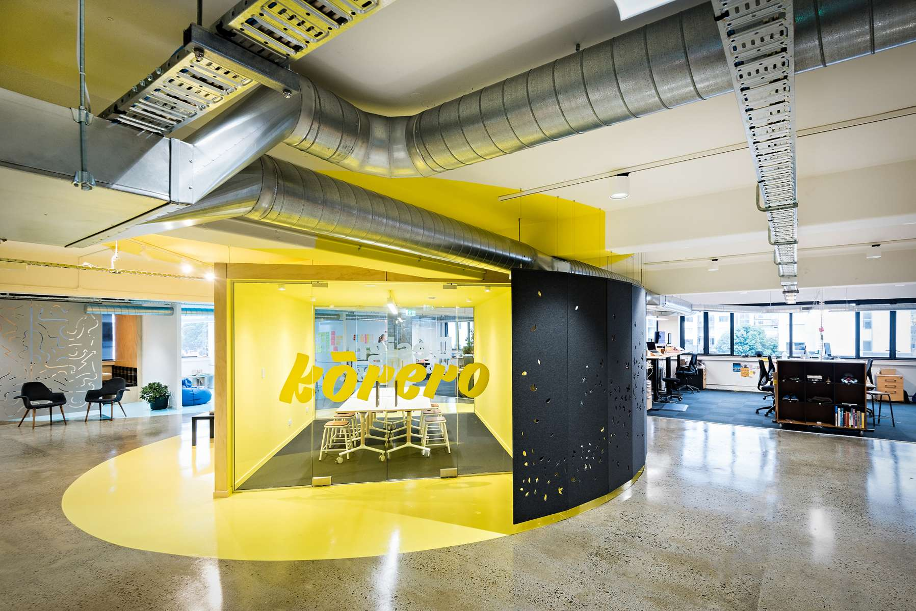 office fit out wellington