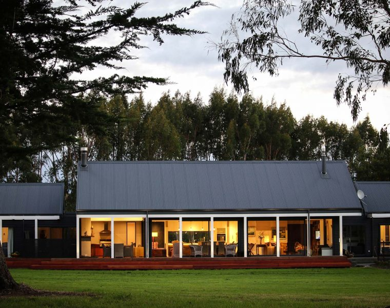 long narrow house plans nz